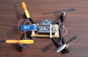 Beginner's Dream Quadcopter - Arduino and Bluetooth Micro
